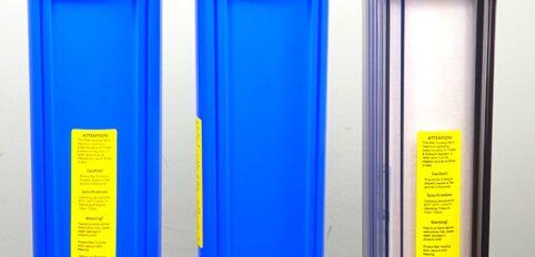 Bina Girişi BB03 BigBlue Arıtma Cihazı 3 lü