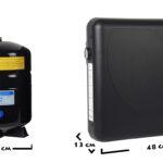 Luxplus Su Arıtma Cihazı Ürün Ölçüleri