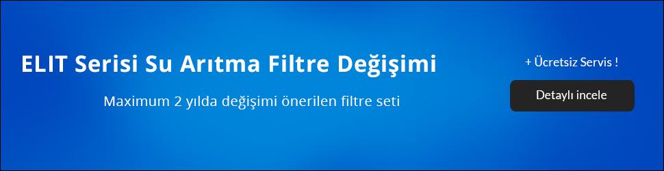 Elit filtre seti banneri