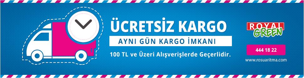 Ücretsiz Kargo Banneri