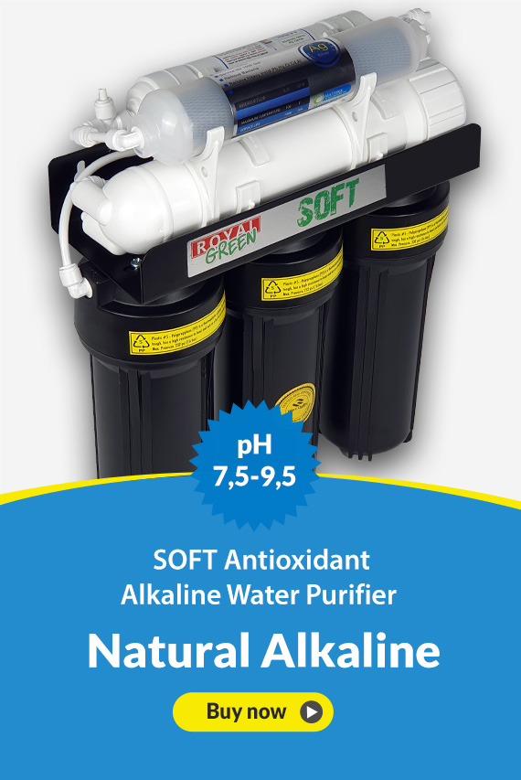 Soft Water Purifier Banner